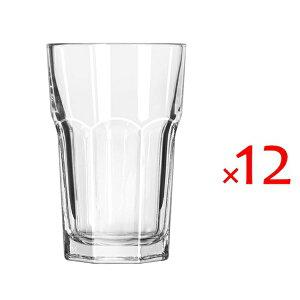 (12個販売) Libbey(リビー)ジブラルタル15237 296cc /グラス ガラス タンブラー 定番 ロングセラー 業務用 ソフトドリンク カフェ レストラン パブ ホテル イタリアン 御祝 内祝い 開店祝い ギ
