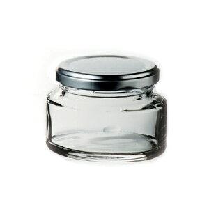 オーバルボトル Sサイズ /日本製 国産品 高品質 ツイスト式 ガラス製 ジャム瓶 手作りジャム ジャム入れ 保存容器 保存ボトル 乾き物 おつまみ 漬物 小分け用 業務用 シンプル おしゃれ 定番