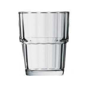 (単品販売)アルコロック ノルベージュ(NORVEGE) 250TB /タンブラー コップ 強化グラス ガラス製 業務用 定番 水飲みグラス 麦茶 冷茶 ソフトドリンク 普段使い カフェ レストラン ラーメン屋