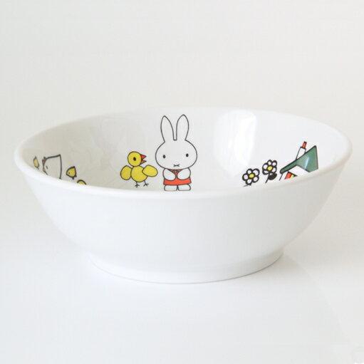 お子様食器 (メラミン) ミッフィー ラーメン鉢