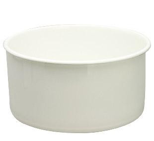 野田琺瑯 丸型洗い桶