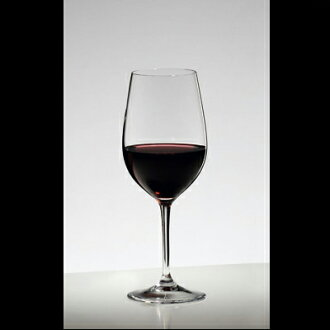 (RIEDEL) 里德尔 Vinum (vinum) 系列古典 / 仙粉黛 (红色) 雷司令特级 (白色)