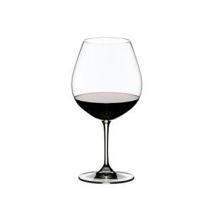 【正規品】リーデル (RIEDEL) ヴィノム (vinum) ピノ・ノワール(ブルゴーニュ) 単品販売 /ドイツ製 クリスタル 高品質 赤ワイン ロングセラー 御祝 結婚祝い 開店祝い 新築祝い ギフト プレゼント