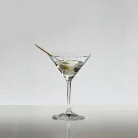 【正規品】リーデル (RIEDEL) ヴィノム (vinum) マティーニ(単品販売) ドイツ製 クリスタル 高品質 カクテルグラス ロングセラー 御祝 結婚祝い 開店祝い 新築祝い ギフト プレゼント SSK17