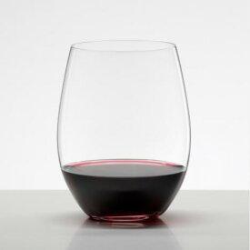 【正規品】リーデル (RIEDEL) オー (O)カベルネ/メルロ (単品販売)ドイツ製 クリスタル 高品質 赤ワイン ロングセラー御祝 結婚祝い 開店祝い 新築祝い ギフト プレゼント