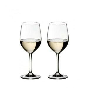 【日本正規品】リーデル RIEDEL ヴィノム vinum ヴィオニエ シャルドネ ペアセット /ドイツ製 ワイングラス クリスタル 高品質 白ワイン ロングセラー 箱入り 御祝 結婚祝い 出産祝い 開店祝い