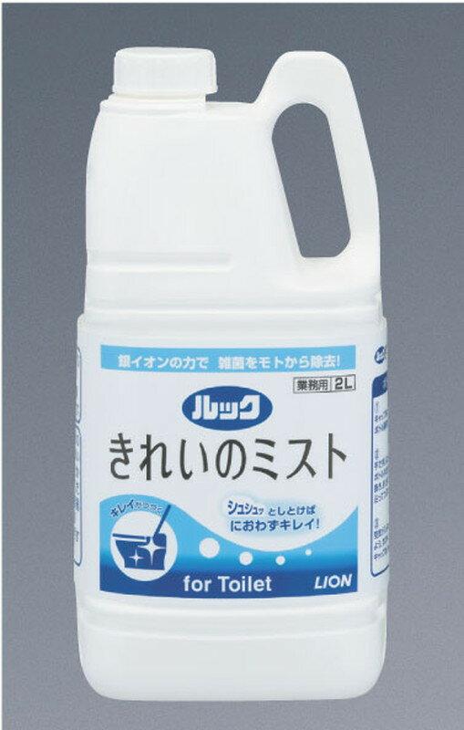 [TKG16-1295] ルック きれいのミスト トイレ用 2L(専用スプレー付)