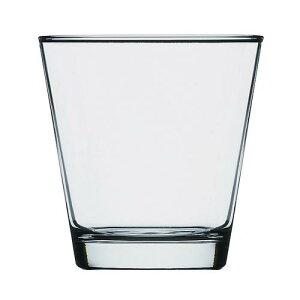 イタリア製 ロックグラス コニック 270DOF 12個入 ロックグラス ウイスキー カクテル 水 ソフトドリンク ガラス 業務用 bn-213