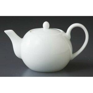 日本製 コーヒー&紅茶 ティーポット ヴェズ 玉形ポット コーヒー&紅茶 陶磁器 業務用 cd-13324