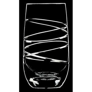 カクテル 水 ソフトドリンク  ダズリング 350タンブラー●6個入 グラス ガラス 業務用 dd-4976