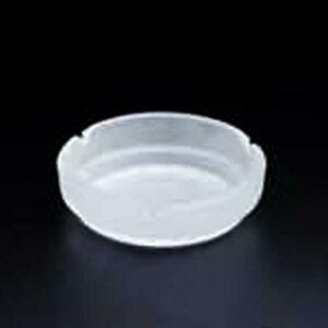 日本製 灰皿 国産ガラス製灰皿 110F (スキ) ガラス製品 ガラス 業務用 dg-718