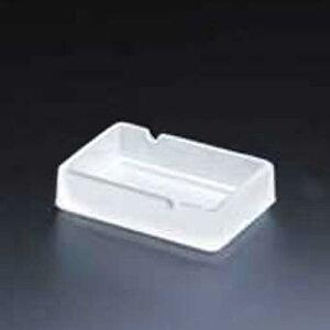 日本製 灰皿 国産ガラス製灰皿 550F (スキ) ガラス製品 ガラス 業務用 dg-730
