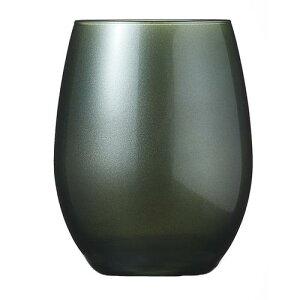 フランス製 カクテル 水 ソフトドリンク  プライマリフィック グリーン●6個入 グラス Krystar全面強化クリスタル 業務用 jd-6064