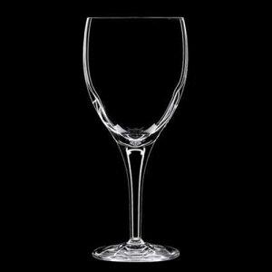 イタリア製 カクテル 水 ソフトドリンク ワイングラス  ミケランジェロ ゴブレット 6個入 グラス クリスタル(クリスタリン)ガラス 業務用 lg-1171