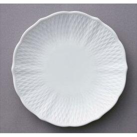 ノリタケ プレート パン皿 シェール ブラン 17cmクーププレート 94812/1655 ファインポーセレン(プレミアム ホワイト) 業務用 94812-1655