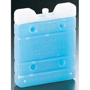 日本製 バット 番重 コンテナ 保冷材 ボックス 保冷剤 フリーザーアイスハード 500FIH-05S 保冷剤 料理道具 PE 業務用 8-0168-1002