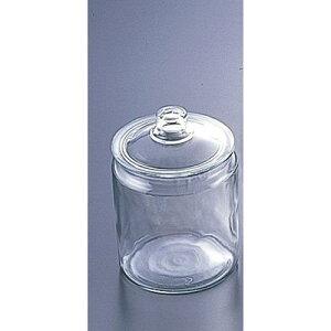 アメリカ製 キッチンポット 保存容器 乾物 ガラス アンカーホッキング ストレートジャー 49915 1.9L 食品保存容器 料理道具 ソーダガラス 業務用 7-0238-0801