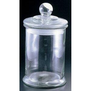 キッチンポット 保存容器 乾物 米びつ ガラス ジャー 1001 食品保存容器 料理道具 本体:ガラス パッキン:PE 業務用 7-0238-0901