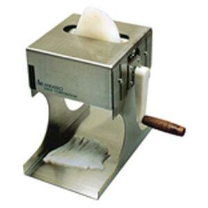 日本製 その他専用カッター類 イカソーメンカッター HS-550H3.5 フードカッター 調理機械 刃/ステンレス/樹脂 業務用 8-0652-0602