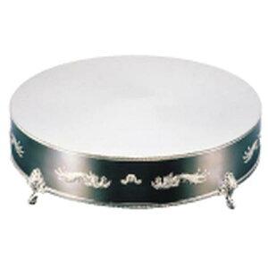 ウェディング用品 ランプ キャンドル UK18-8 ウェディングケーキ台 75cm ウェディングケーキ バンケットウェア UK18-8(SUS304) ステンレス 業務用 7-1648-2101