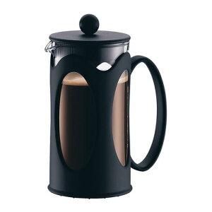 ウォーター コーヒー ティー用品 bodum フレンチプレスコーヒーメーカー 10682-01 ケニヤ テーブルウェア 耐熱ガラス・ステンレススチール・ポリプロピレン 業務用 8-0873-0301