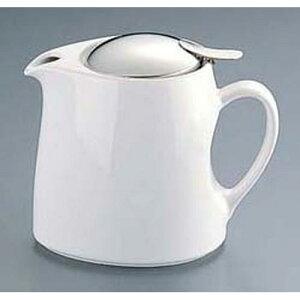日本製 ウォーター コーヒー ティー用品 ゼロ ハーブティーポット BBN-09S 急須 テーブルウェア 本体:陶器/フタ 茶こし:ステンレススチール 業務用 8-0874-0401