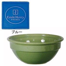 Emile Henry エミール・アンリ ボロン 3420ブルー ビュッフェ用大皿(洋食器)