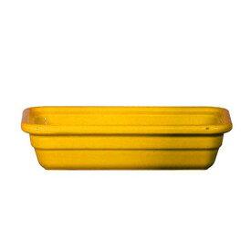 Emile Henry エミール・アンリ レクトン N1/33463イエロー ビュッフェ用大皿(洋食器)