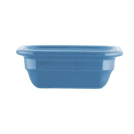 Emile Henry エミール・アンリ レクトン N1/63486ブルー ビュッフェ用大皿(洋食器)