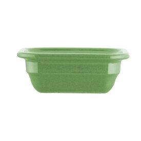 Emile Henry エミール・アンリ レクトン N1/63486グリーン ビュッフェ用大皿(洋食器)