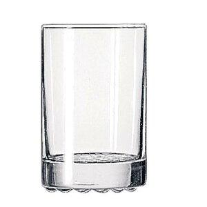 グラス Libbeyノブ・ヒル ジュース No.23496(6ヶ入)タンブラー グラス・食器 ガラス 業務用 8-2186-2101