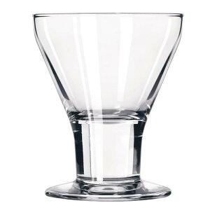 Libbey カタリナ ロック シャーベットNo.3824(6ヶ入) ガラス 業務用 8-2173-0201