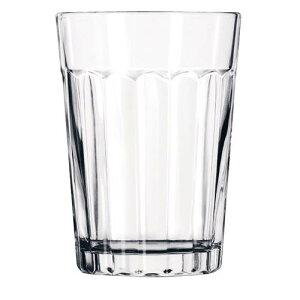 グラス Libbey パネルタンブラー ジュースNo.15640(6ヶ入) グラス・食器 ガラス 業務用 8-2182-1901