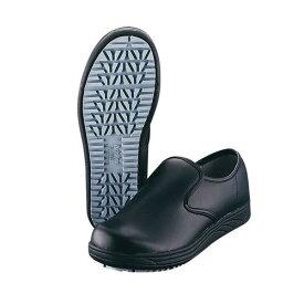 アキレス クッキングメイト003 黒 28cm 靴(調理場用)