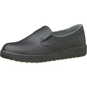 MIDORIANZE ミドリ安全ハイグリップ作業靴H-700N 22.5cmブラック 安全靴
