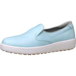 MIDORIANZE ミドリ安全ハイグリップ作業靴H-700N 23.5cmブルー 安全靴