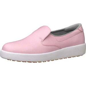 MIDORIANZE ミドリ安全ハイグリップ作業靴H-700N 24.5cmピンク 安全靴