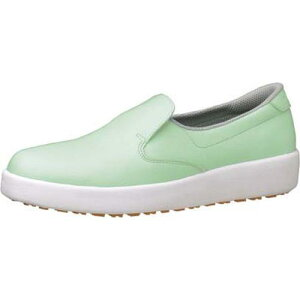 靴 サンダル スリッパ ミドリ安全ハイグリップ作業靴H-700N 27cmグリーン 長靴・白衣 人工皮革 業務用 8-1405-0154