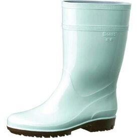 MIDORIANZE ミドリ安全ハイグリップ長靴HG2000N 25cmグリーン 長靴