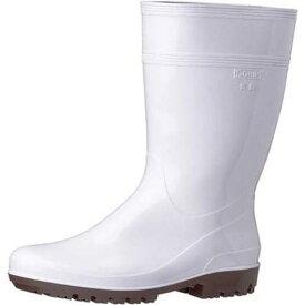 MIDORIANZE ミドリ安全ハイグリップ長靴HG2000N 25.5cmホワイト 長靴
