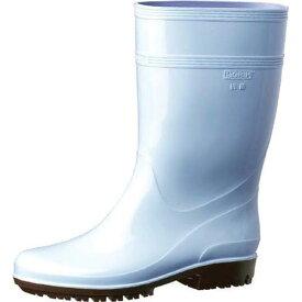 MIDORIANZE ミドリ安全ハイグリップ長靴HG2000N 25.5cmブルー 長靴
