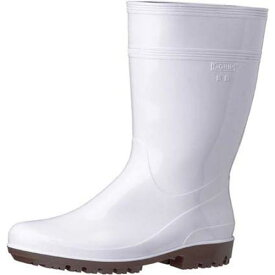 MIDORIANZE ミドリ安全ハイグリップ長靴HG2000N 28cmホワイト 長靴