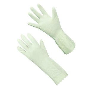 手袋 ショーワ ビニトップ 薄手手袋 No.130 Mグリーン ゴム手袋 長靴・白衣 塩化ビニール 業務用 8-1422-0703