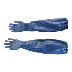手袋 ショーワ ニトローブ TYPE-R65 No.774L ゴム手袋 長靴・白衣 ニトリルゴム 業務用 8-1422-0403