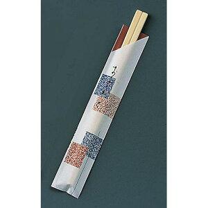 割箸袋入 元禄吹き寄せ アスペン元禄 20.5cm 100膳×40入