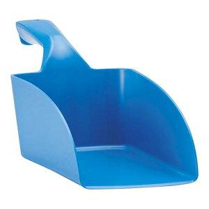 スポンジ タワシ ブラシ ヴァイカン ハンドスコップ 5677 ブルー 清掃用品 業務用 8-1252-1205