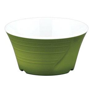 メラミン 小鉢 大 ピクルスグリーン
