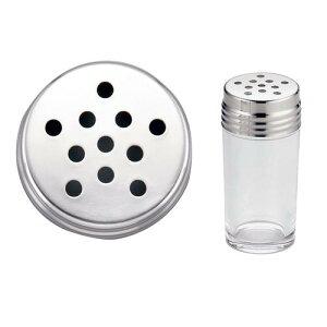 泡立 水マス 調味料入 ロート TKGガラス調味料入 4ozスパイス 調理小物 業務用 7-0411-0122