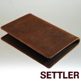 【SETTLER セトラー 公式通販】OW-7412名刺入れ Namecard Case ネームカードケース