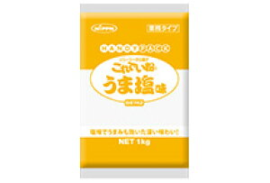 日本製粉 これでい粉 うま塩味 からあげ粉 1kg×2袋 業務用☆